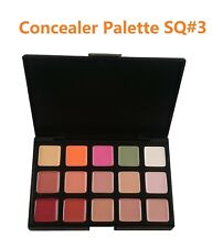 15 Colours Concealer Contour Palette #3 kit Face Beauty Makeup Cream Set SQ3