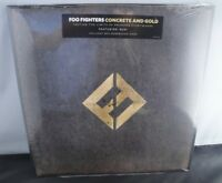 Concrete and Gold by Foo Fighters (Vinyl, Sep-2017, 2 Discs, RCA) NEW, Sealed