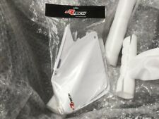RTechMx Pair Of Side Panels White RM 125 - 250 2001 To 2011