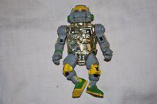 1989 Playmate Teenage Mutant Ninja Turtles Metalhead Figure TMNT-330