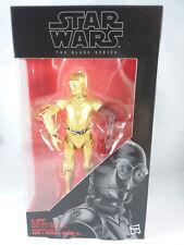 Star Wars Hasbro The Black Series C-3PO Red Arm
