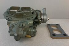 Holley Weber 5200 Carburetor Ford 1974