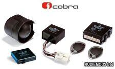 Cobra A4138HF Car Alarm Thatcham Cat 1 Car Van Alarm with Microwave sensor