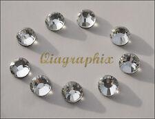 3x 1440 Pcs (30 gross) DMC Iron On Hotfix Crystal Rhinestones Clear SS16, SS16A