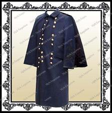 New Civil War Greatcoat Union Cloak Coat Reenactment S M L Xl Xxl