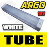12V VOLT 8W SINGLE TUBE FLUORESCENT TUBE STRIP INTERIOR LIGHT CARAVAN CABIN BOAT