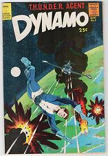Dynamo #3-1967 (8.5 VF+) Giant-Size Wally Wood Thunder / T.H.U.N.D.E.R. Agents