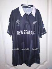 New Zealand Cricket Team World Cup 2019 Odi Shirt T-Shirt Jersey Adult Kids Size