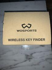 Key Finder,Wosports Item Tracker Wireless Rf Item Locator with (Key Finder-6)