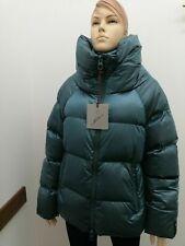 Piumino Donna Montecore Nero-Verde Cappotto Elegante Giacca Invernale €5̶4̶9̶