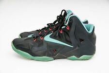 Nike Lebron XI 11 Diffused Jade Style  616175-004 Mens Size US 8 Lebron James