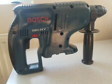 Bosch g b h 24 v cordless hammer drill body only as in picture