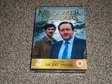 MIDSOMER MURDERS : COMPLETE SERIES SIXTEEN ( 16 ) NEW DVD BOXSET (FREE UK P&P)