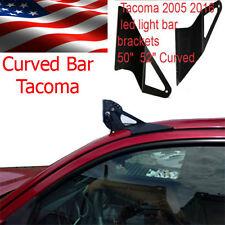 "Light Bar Mount   50"" Toyota Tacoma 2005  2016 led light bar brackets Curved"