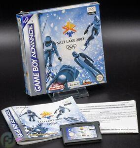 Salt Lake 2002 - Game Boy Advance - OVP