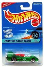 1997 Hot Wheels #529 Phantom Racer #1 Power Rocket 0910crd