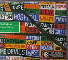 Radiohead-Go To Sleep cd Two cd maxi single