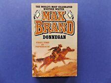 | @Oz |  DONNEGAN By Max Brand (2000), SC, Western