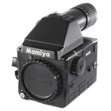 Mamiya 645E Body Only / 6x4.5 Medium Format Film SLR Camera with Crank