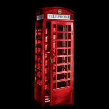 London Telephone Cabin Booth Replica Reproduction 94""