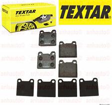Mercedes R107 W108 W109 W111 W112 W113 W114 REAR Disc Brake Pad Textar D850T