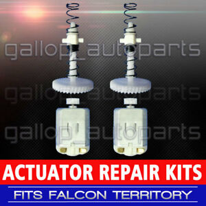 2x New Door Lock Actuator Repair Kit for Ford Falcon AU BA BF Territory SX SY TX