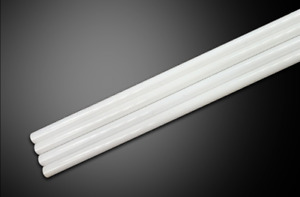New 1pc   8*100mm Alumina ceramic rod solid ceramic rod