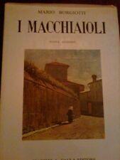 MARIO BORGIOTTI - I MACCHIAIOLI ,1982