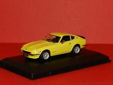 Oxford Automobile Co 1/43 Datsun 240Z Yellow MiB