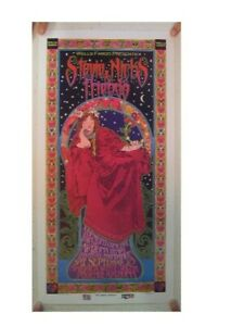 Stevie Nicks & And Friends Offset Poster bob Masse Of Fleetwood Mac