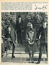 PUBLICITE ADVERTISING 114  1961  JUPITER  imperméables vetements de pluie
