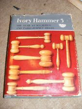 Ivory Hammer 3 A Year at Sotheby's & Parke-Bernet 1964-65 1st edition auctions