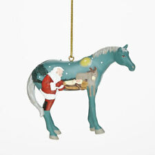 In A Manger Pony Ornament
