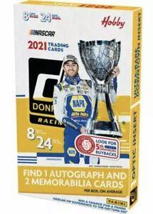 2021 DONRUSS NASCAR  RACING HOBBY BOX