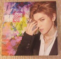 NCT 127 Japan 1st Mini Album Chain Taeyong ver. CD + Photobook No Photocard F/S