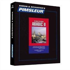 Arabic (Eastern) II, Comprehensive: Learn to Speak and Understand Eastern...