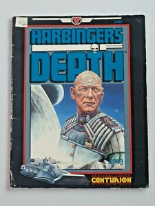 HARBINGERS DEATH Renegade Legion Scenario Pack RPG Book 7426