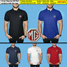 MG Polo T Shirt COTTON EMBROIDERED Auto Logo Mens Clothing Casual Short Sleeve
