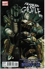 Franken Castle #1 Punisher Birth of a Monster ~ Marvel Comics Direct Edition