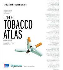Very Good, The Tobacco Atlas, Judith Mackay, Hana Ross, Michael Eriksen, Book