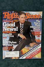 ROLLING STONE MAGAZINE - JON STEWART  #960  OCTOBER 28, 2004