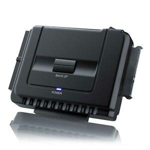 Aplic USB 3.0 zu SATA/ IDE Konverter - Combo Docking Station Universalkonverter