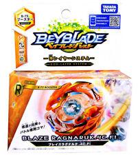 1x Takaratomy Beyblade Burst (B-75) Blaze Ragnaruk.4C.Fl Battling Tops Booster