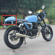 Motorcycle Tail Rear Seat Cowl Cover Fairing ABS for Cafe Racer - Blue