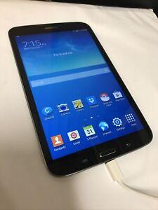 "Samsung Galaxy Tab 3 7"" Tablet - Black - SM-T310 - 16GB Used"