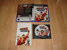 STREET FIGHTER ALPHA ANTHOLOGY DE CAPCOM PARA LA SONY PS2 USADO COMPLETO