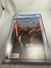 STAR WARS : DARTH VADER / NINTH ASSASSIN #5 CGC 9.6 Special Newsstand Edition