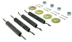 Frt Drum Hardware Kit Centric Parts 118.75002