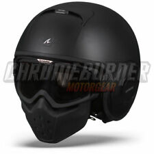 Helmet Open Face Shark Raw Blank Mat Size XL 61-62 He3012kma