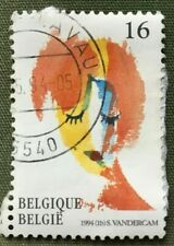Belgium stamps - Art : Serge Vandercam  16 Belgian franc1994